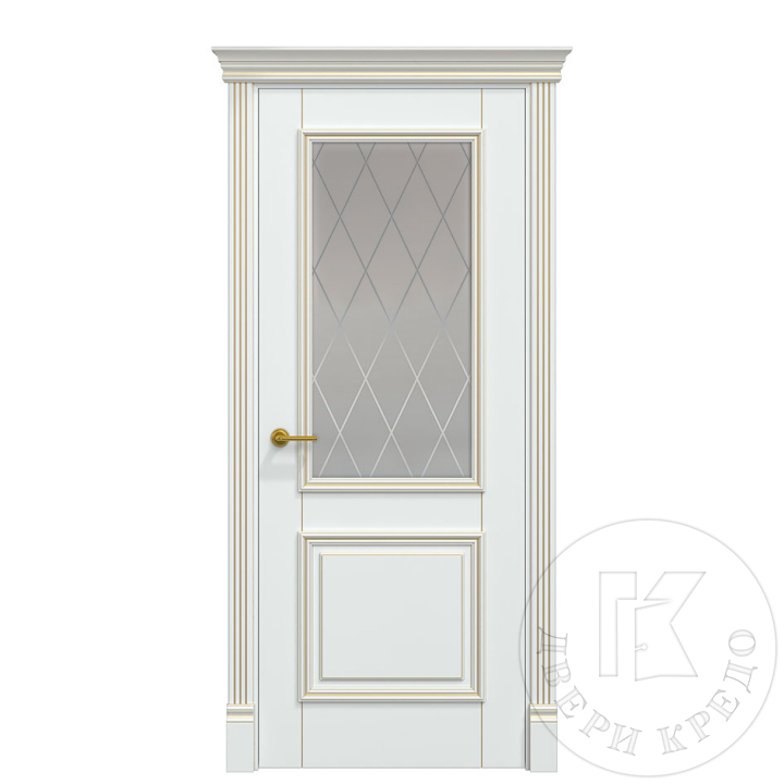 Glazed door. Model Hellas PDO.202